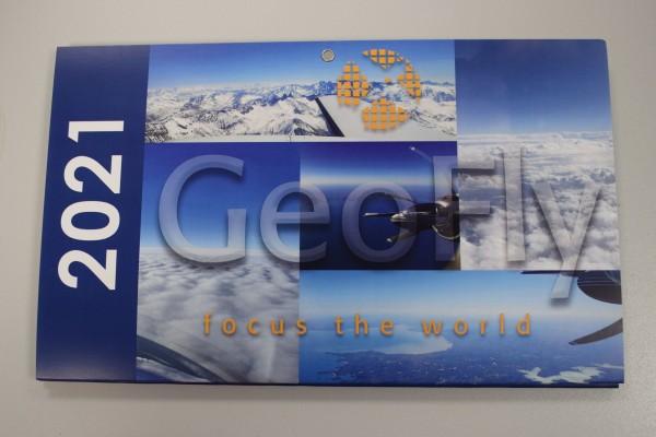 GeoFly 4-Monatskalender