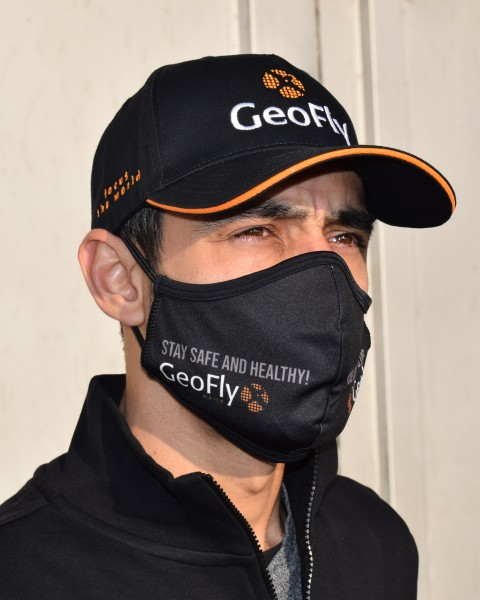 GeoFly Mund- und Nasenmaske